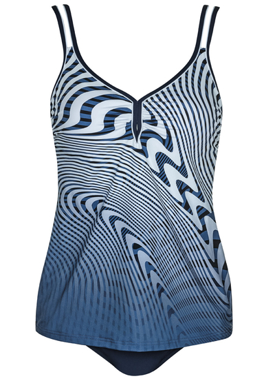 CALIFORNIAN BLUE Tankini 28042
