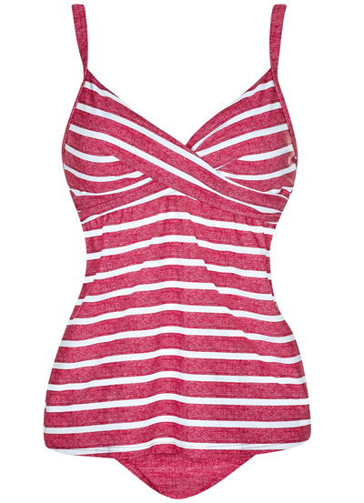 RED BLISS Tankini 38015